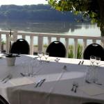 journée d'étude, déjeuner en terrasse vue Loire - Copie (2)