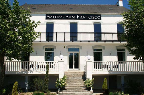 Location Salle Mariage Et Seminaire A Nantes Salons San